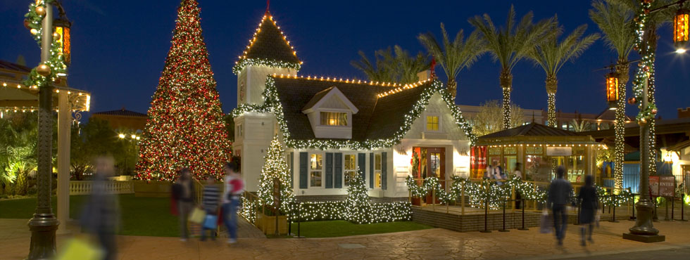 Vegas Christmas Packages