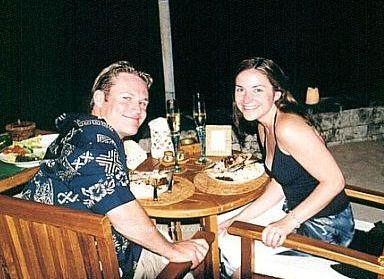 Bali Indonesia Jimbaran Bay Ritz Carlton