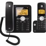 Motorola DECT 6.0 Enhanced Corded Base Phone