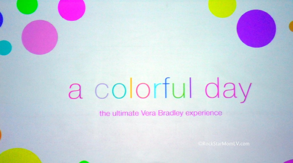 Vera Bradley Be Colorful