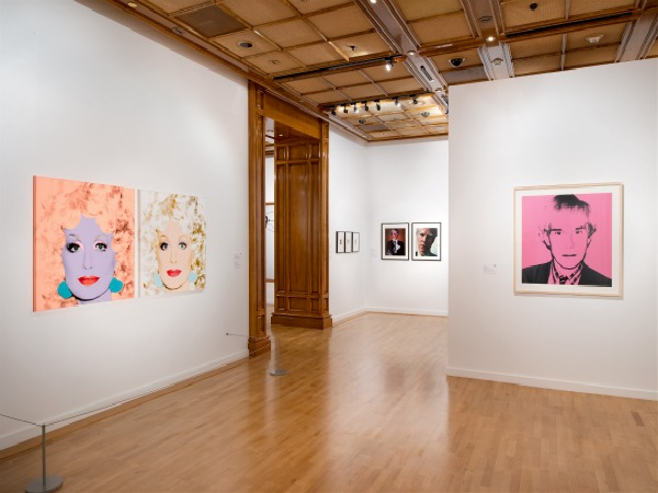Warhol Out West @ Bellagio Gallery of Fine Arts