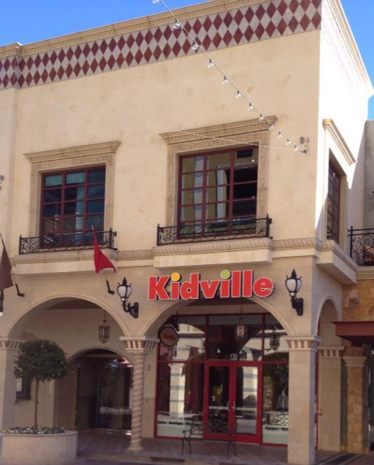 Kidville_Tivolli_Village