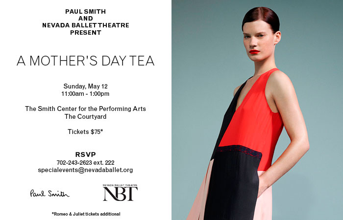 A Mother's Day Tea  @ The Smith Center for the Performing Arts | Las Vegas | Nevada | United States