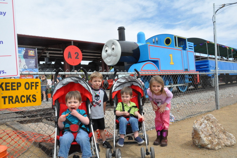 Day Out With Thomas Nevada State Railroad Museum Boulder City
