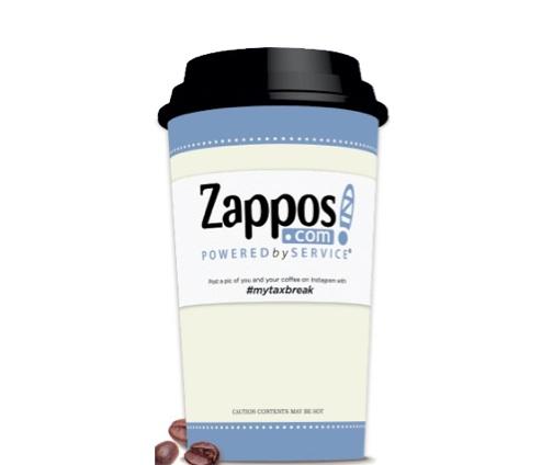 Zappos.com Tax Day Event