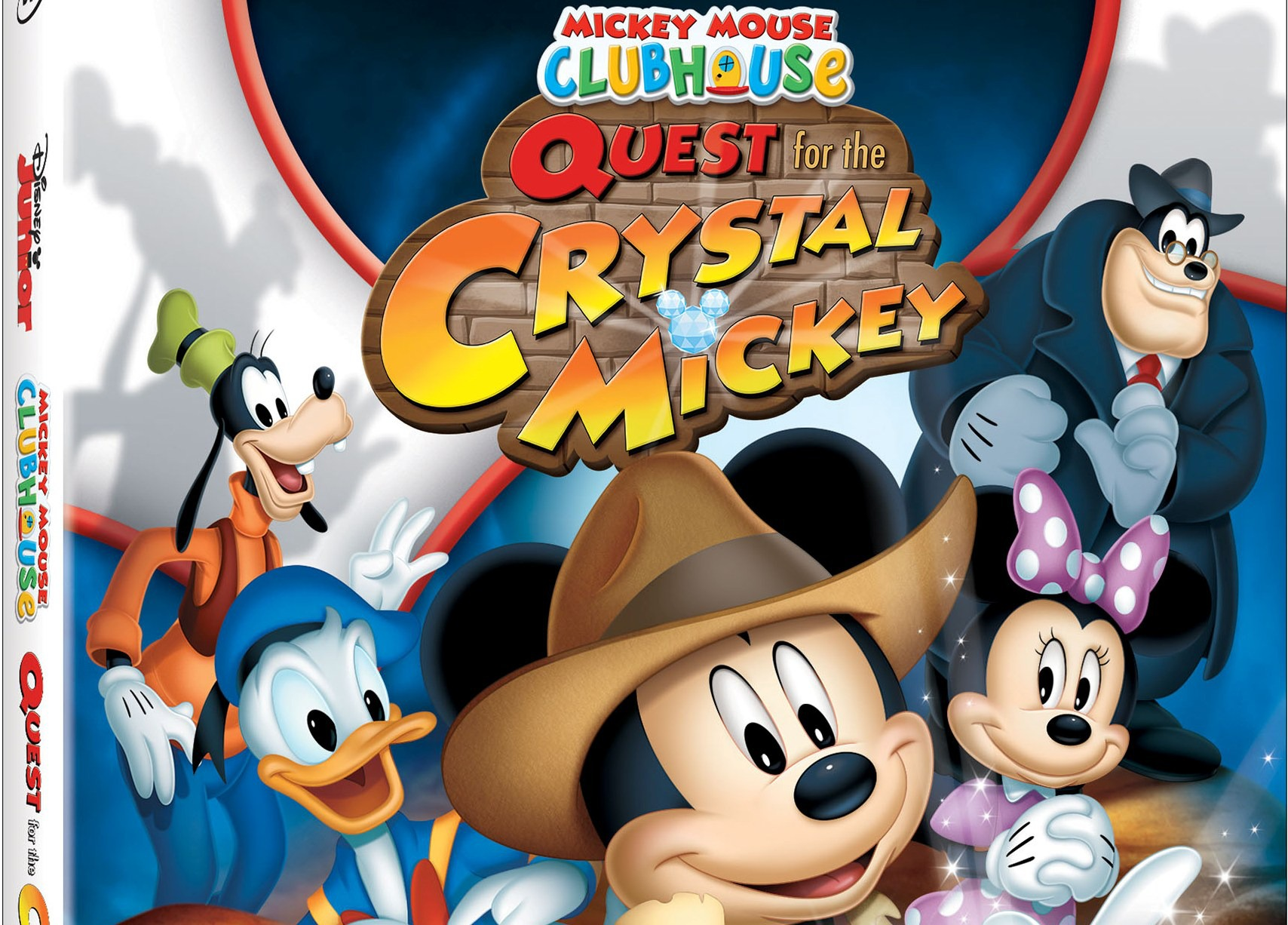 Mickey Mouse Clubhouse Crystal Mickey
