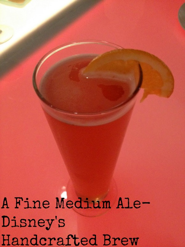 medium ale