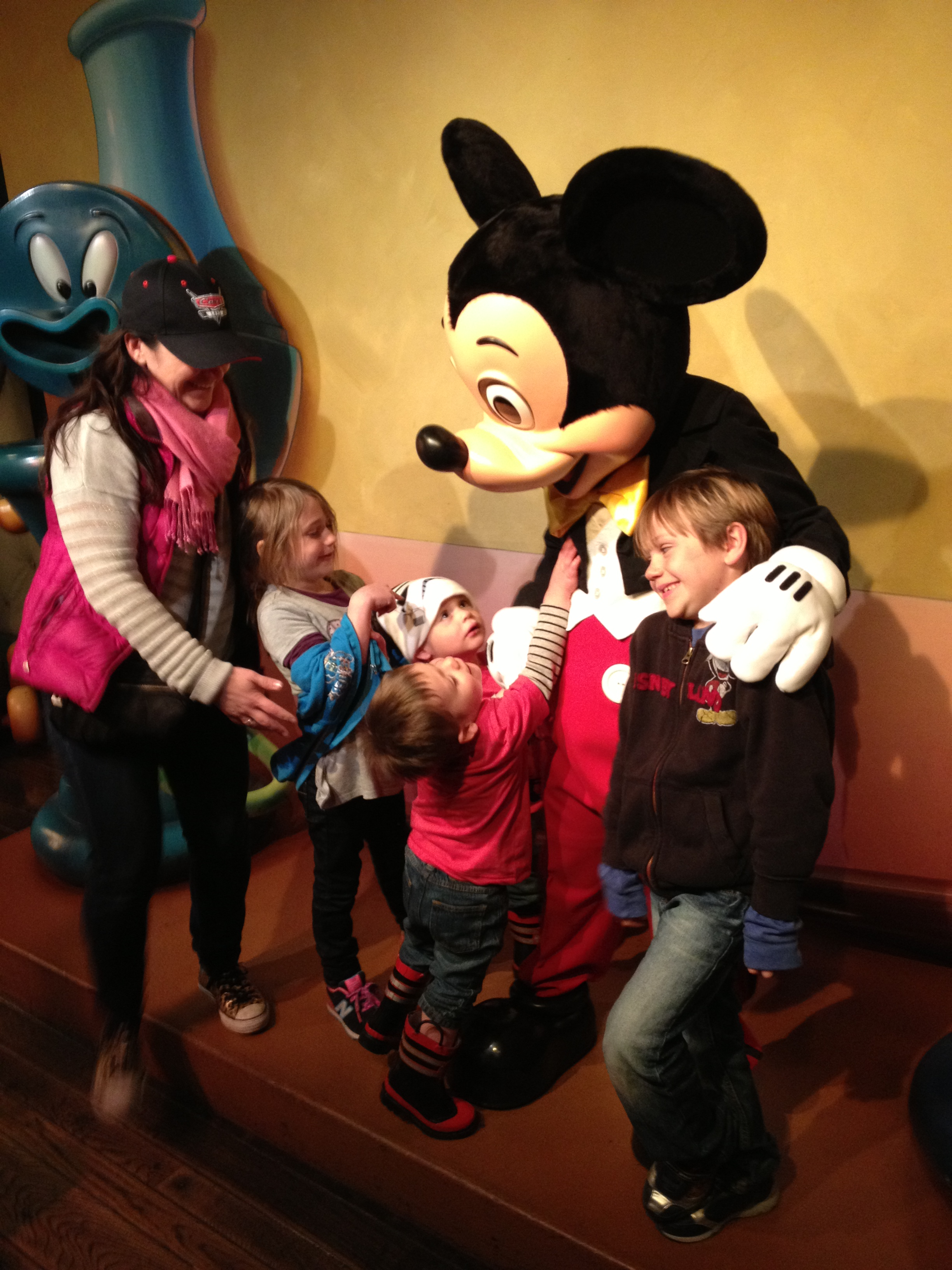 Disney with Kids
