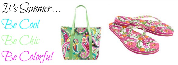 Vera Bradley Summer Give Away