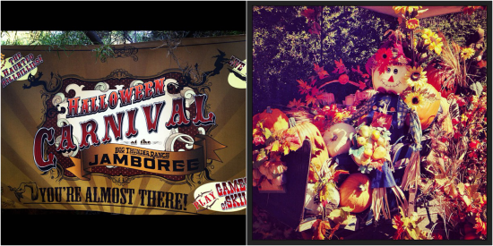 Disney Halloweentime Collage 2