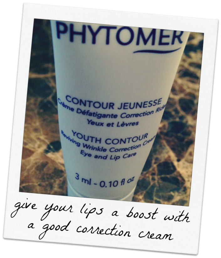 phytomer lips and eye corrector