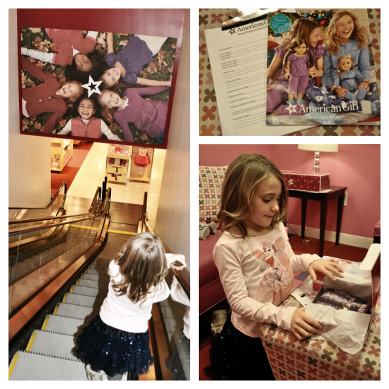American Girl Personal Shopper