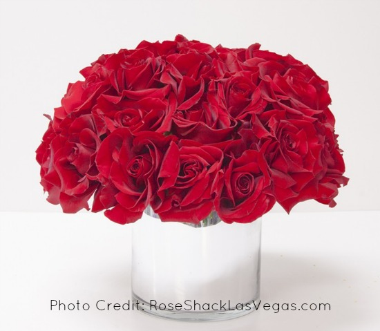 Rose Shack Las Vegas Valentine's Day
