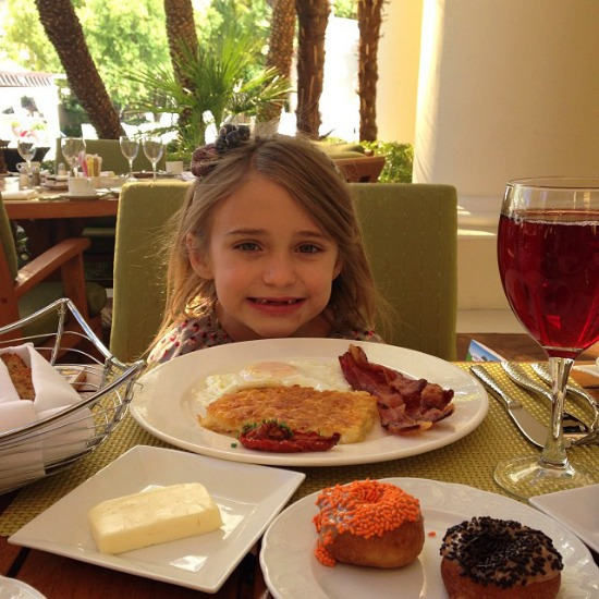 Family Friendly Dining In Las Vegas
