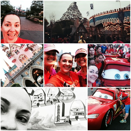 Run Disney Collage