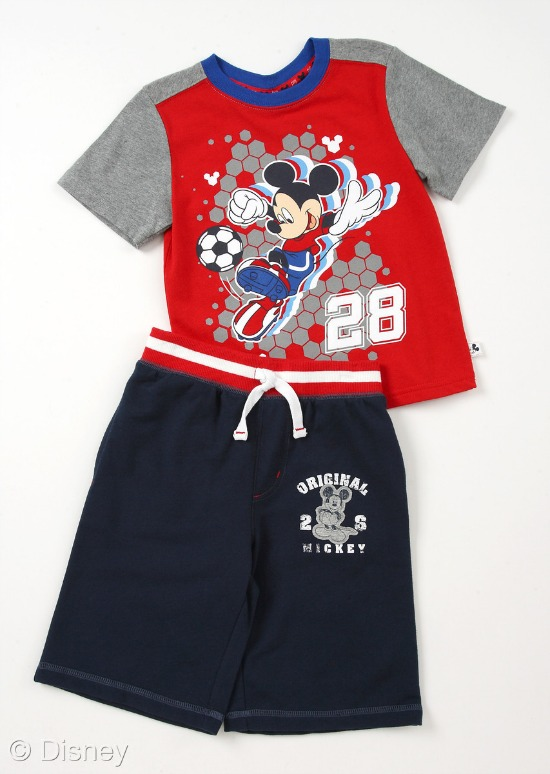 Disney and Kohl's MAgic at Play Collection