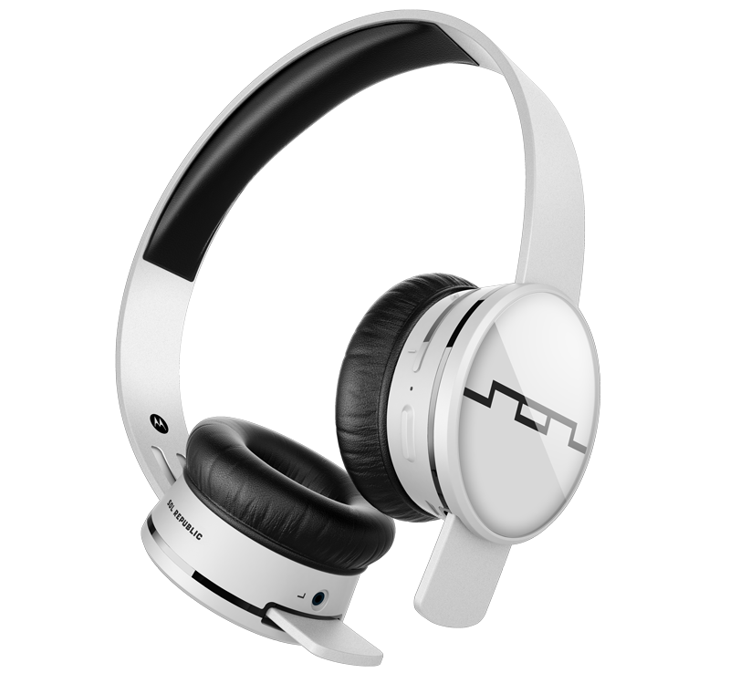 Sol Republic Tracks Air Wireless Headphones White