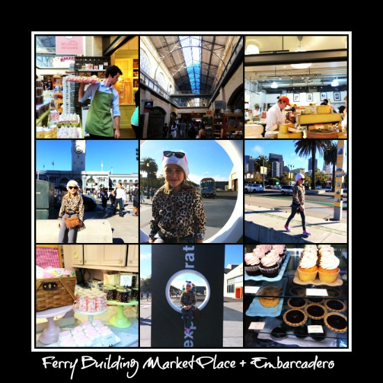 Ferry Bldg Mkt Place and Embarc