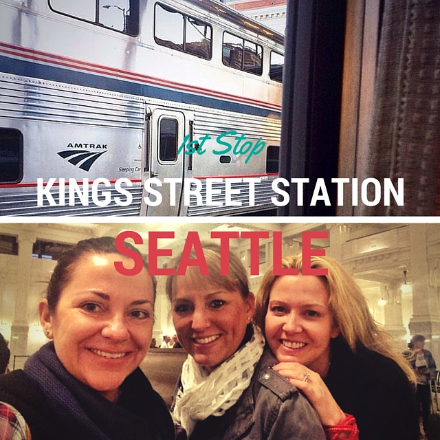 KINGS STREET STATION SEATTLE