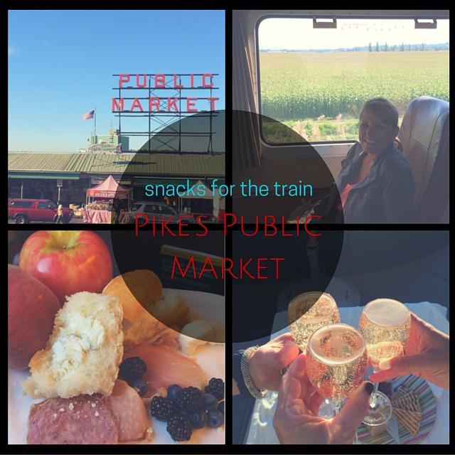 Pikes Public Market Seattle