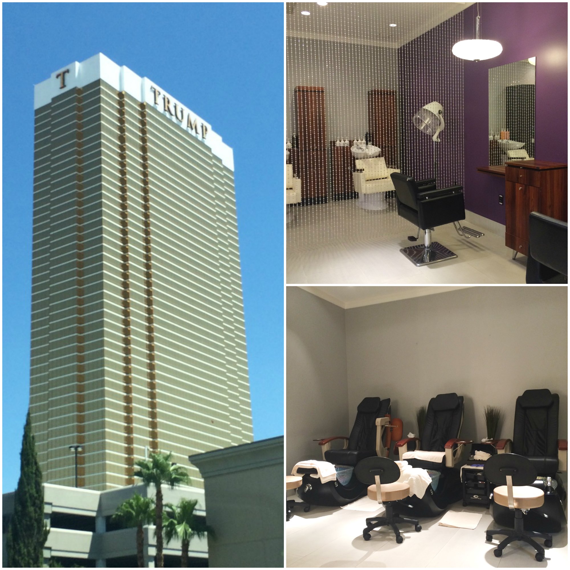 Spa At Trump Las Vegas Nail Salon