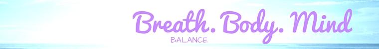 breath body mind balance