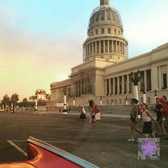 havana, cuba capitol building