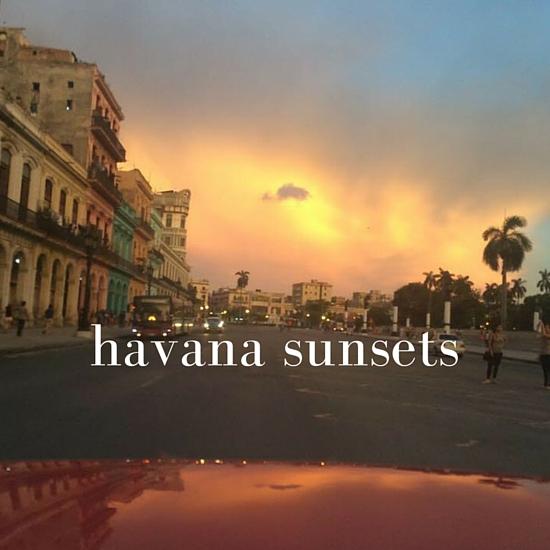 havana sunsets