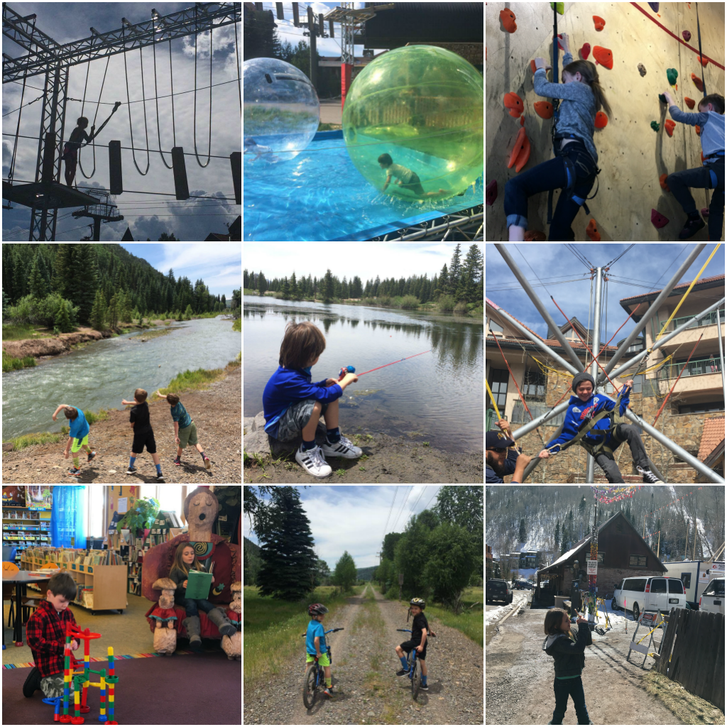 Telluride Family Activities