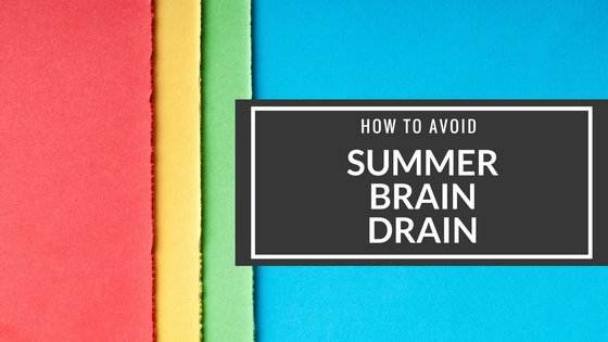 how to avoid summer brain drain