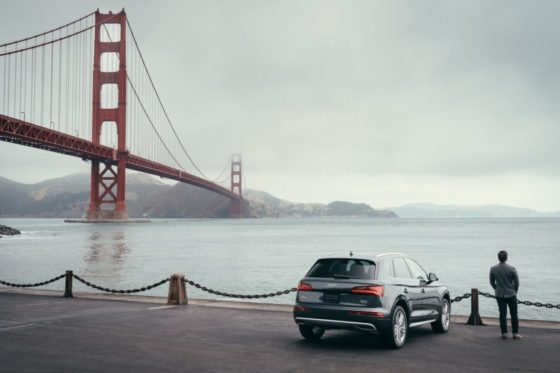 Audi On Demand ::San Francisco