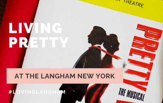 living pretty at the Langham New York: Stefanie Van Aken: Your Travel Advisor
