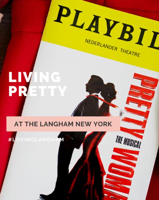 living pretty at the Langham New York: Stefanie Van Aken: Your Travel Advisor