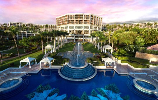 Grand Wailea Resort Package 2019